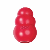 KONG Classic Rubber Extra Large Rood
