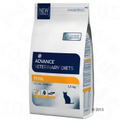 ADVANCE KAT VETERINARY DIET RENAL FAILURE 1,5 KG
