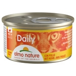 ALMO DAILY MENU MOUSSE MET KIP 85 GR