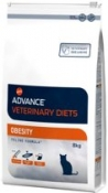 ADVANCE KAT VETERINARY DIET OBESITY 1,5 KG