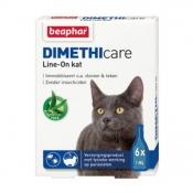 Beaphar Dimethicare Line-On Kat 6 Pipetten