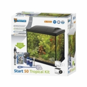 SuperFish Start 50 Tropical Kit 48x28x37cm 50L Zwart