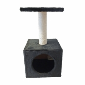 Klimmeubel Diabolo Zwart 57 cm
