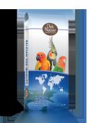 Deli Nature eivoer grote parkieten/papegaai 10 kg