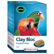 Orlux Clay bloc amazonpapagaai 550 g