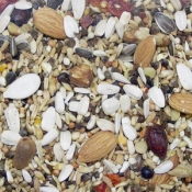 Zagers Papegaaienvoer met noten 20 kg