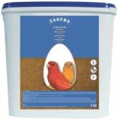 Zagers eivoermix kanarie 5 kg