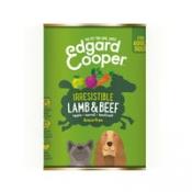 Edgard & Cooper Adult - Lam & Rund - Blik 400 gr