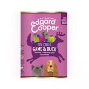 Edgard & Cooper Adult - Wild & Eend - Blik 400 gr