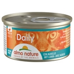 ALMO DAILY MENU MOUSSE MET LAM 85 GR