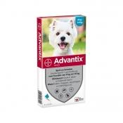 Advantix Spot-On 100/500 4 Pipetten 4-10 kg