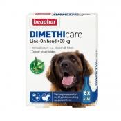 Beaphar Dimethicare Line-On Hond 6 Pipetten >30 kg