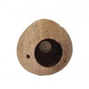 Vogelspeelgoed Cocosnoot met Schroefdraad