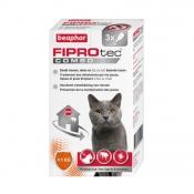 Beaphar Fiprotec Combo Kat/Fret > 1 kg 3 Pipetten