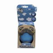Coockoo Magic Ball voor Hond en Kat 8,6cm Blauw