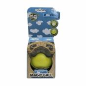 Coockoo Magic Ball voor Hond en Kat 8,6cm Limoen