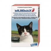 Milbemax Kat klein/kitten (0,5-2kg) - Tabletten