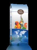 Deli Nature eivoer grote parkieten/papegaai 1 kg
