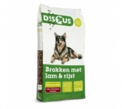 Discus Lam & Rijst Brokken 2 kg