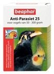 Anti parasiet 25 vogel