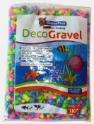 SuperFish Deco Grind Neon 1kg Mix-kleur