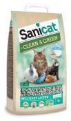 Sanicat clean&green 10 liter