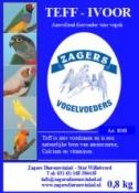 Teff - Ivoor 800 gram